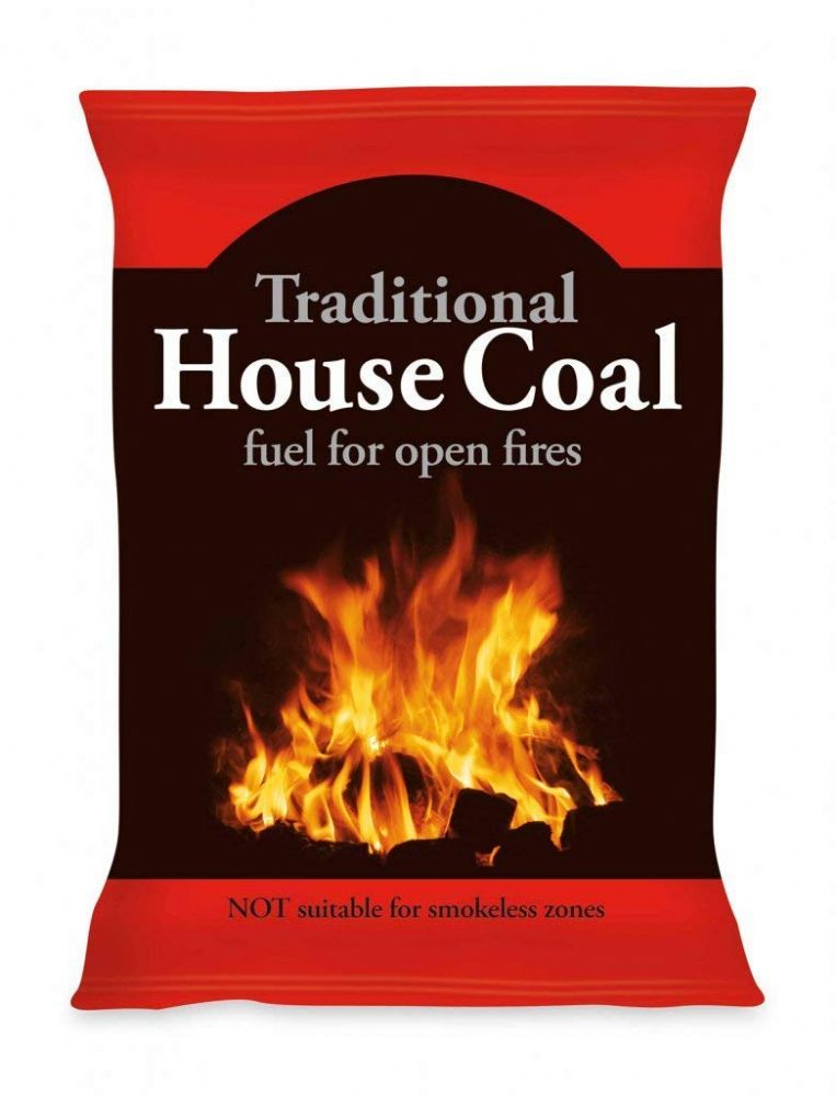 5 X Bags Household Coal
